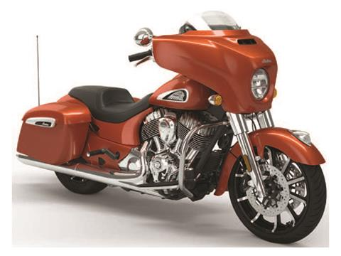 2020 Indian Chieftain® Limited Icon Series in Saint Clairsville, Ohio