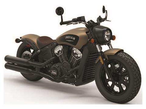 2020 Indian Scout® Bobber ABS Icon Series in Ottumwa, Iowa