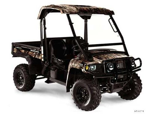 $5,999, 2009 John Deere Gator XUV 620i Limited Edition Camo Special Editions Series