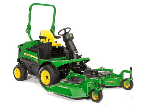 2016 John Deere 1580 TerrainCut (60 in.) in Traverse City, Michigan