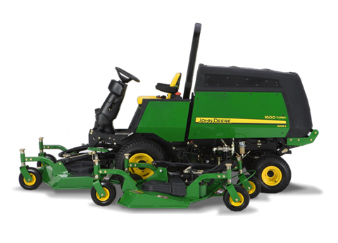 2016 John Deere Wide-Area Mower 1600 Turbo in Traverse City, Michigan