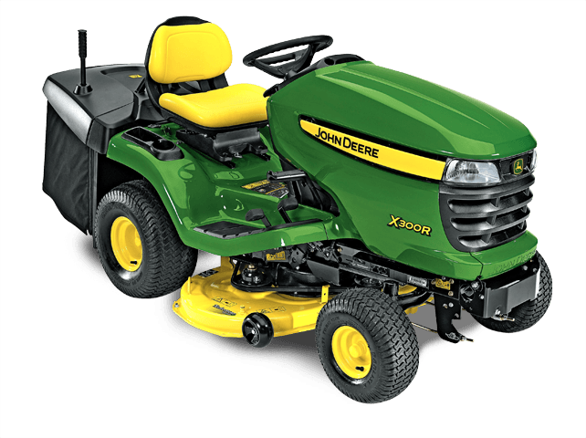 2016 John Deere X300R in Traverse City, Michigan