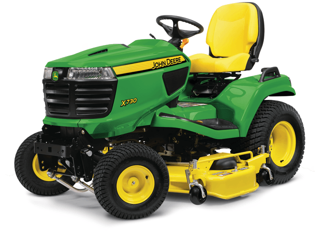 2016 John Deere X730 in Traverse City, Michigan
