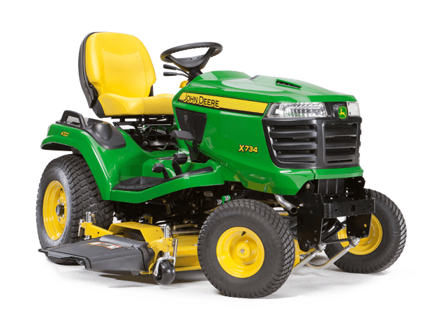 2016 John Deere X734 in Traverse City, Michigan