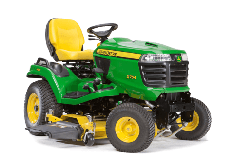 2016 John Deere X754 in Traverse City, Michigan