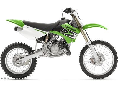 2008 Kawasaki KX™100 in Wenatchee, Washington