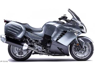 $5,977, 2008 Kawasaki Concours 14 ABS Supersport Touring