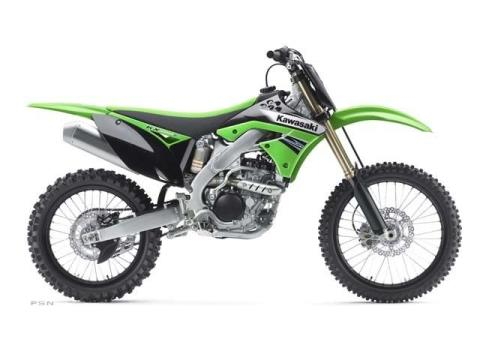 2011 Kawasaki KX™250F in Honesdale, Pennsylvania