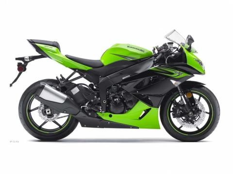 2011 Kawasaki Ninja® ZX™-6R in Virginia Beach, Virginia - Photo 6