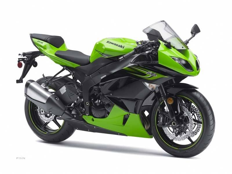 2011 Kawasaki Ninja® ZX™-6R in Virginia Beach, Virginia - Photo 8