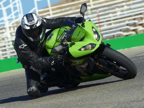 2011 Kawasaki Ninja® ZX™-6R in Virginia Beach, Virginia - Photo 10