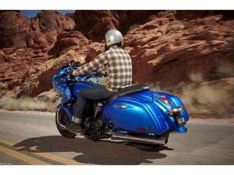 2012 Kawasaki Vulcan® 1700 Vaquero™ in Jones, Oklahoma