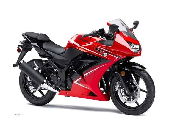 2012 Kawasaki Ninja® 250R in Winterset, Iowa