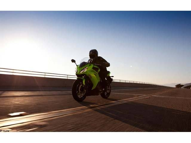 2012 Kawasaki Ninja® 650 in Monroe, Michigan