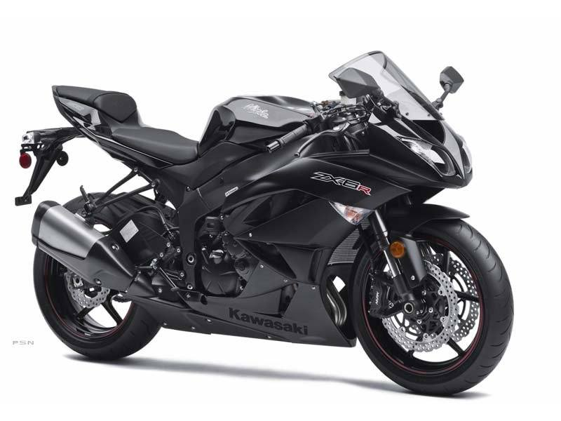 2012 Kawasaki Ninja® ZX™-6R in Moses Lake, Washington