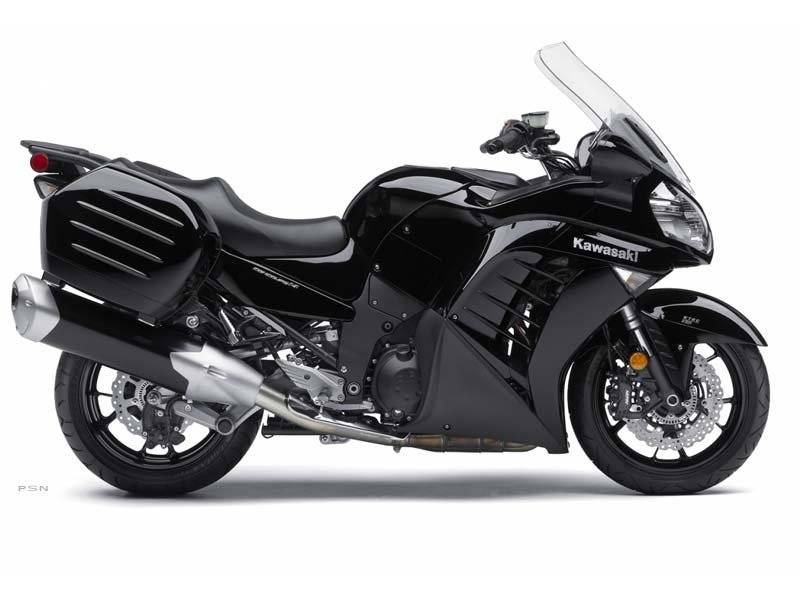 $6,950, 2012 Kawasaki Concours 14 ABS Supersport Touring