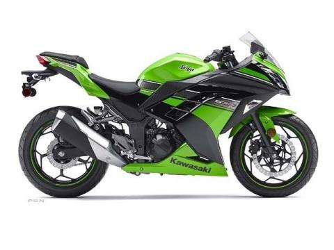2013 Kawasaki Ninja® 300 in Kingsport, Tennessee