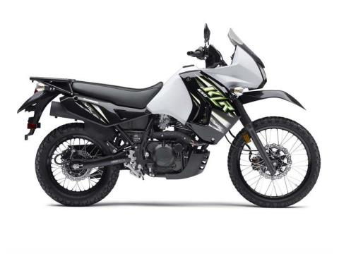 2014 Kawasaki KLR™650 in Utica, New York
