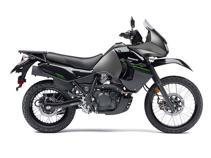 2014 Kawasaki KLR™650 New Edition in Highland Springs, Virginia