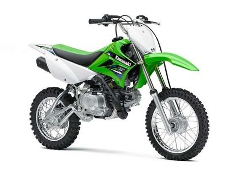 2014 Kawasaki KLX®110L in Highland Springs, Virginia