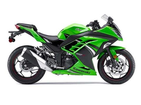 2014 Kawasaki Ninja® 300 ABS SE in Iowa City, Iowa