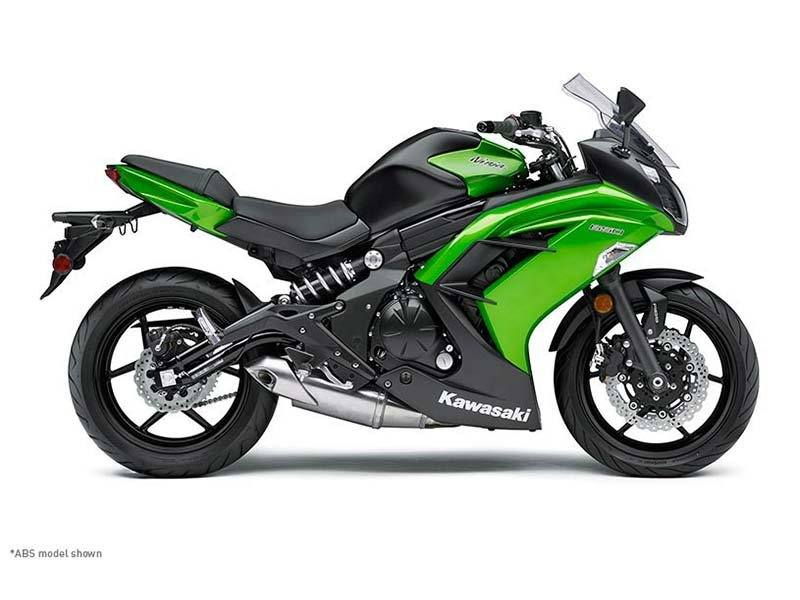 2014 Kawasaki Ninja® 650 in Highland Springs, Virginia