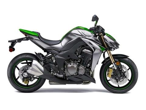 2014 Kawasaki Z1000 ABS in Dickinson, North Dakota