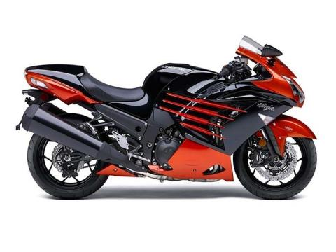 2014 Kawasaki Ninja® ZX™-14R ABS in Highland Springs, Virginia