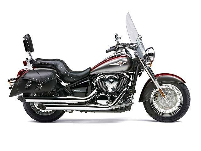 2014 Kawasaki Vulcan® 900 Classic LT in Johnson City, Tennessee