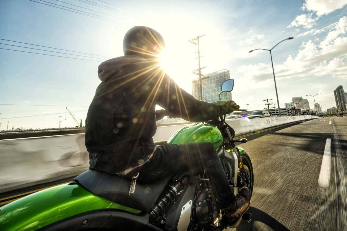 2015 Kawasaki Vulcan® S ABS in Huntington, West Virginia