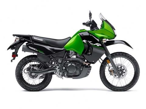 2015 Kawasaki KLR™650 in Moses Lake, Washington