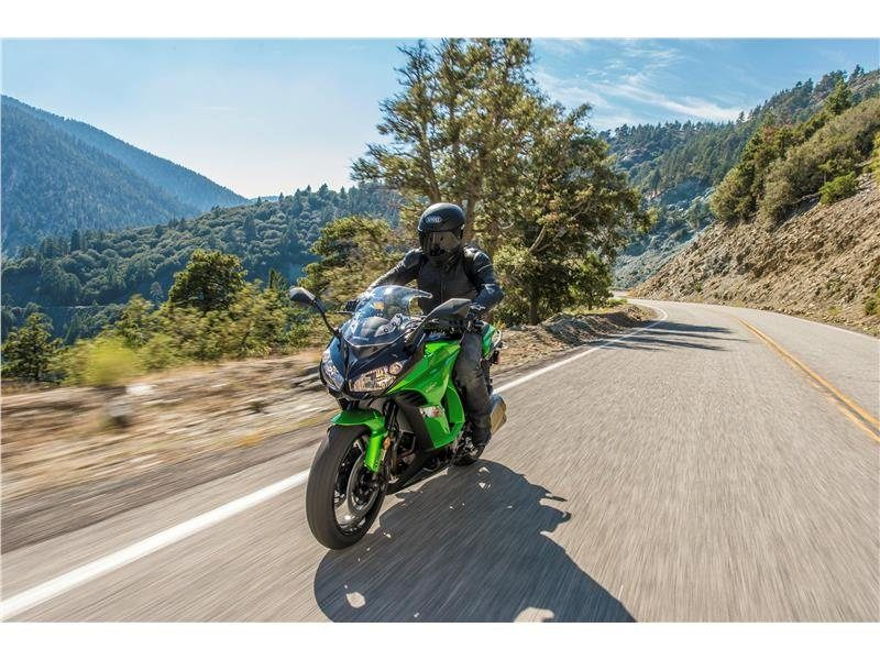 2015 Kawasaki Ninja® 1000 ABS in Irvine, California