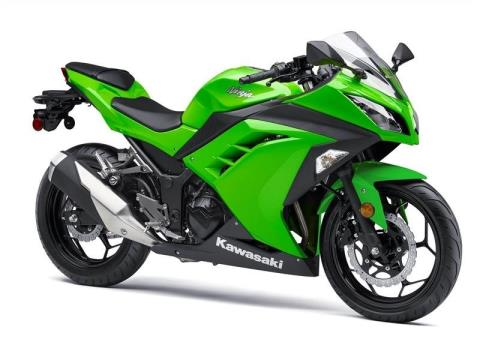 2015 Kawasaki Ninja® 300 in Merced, California