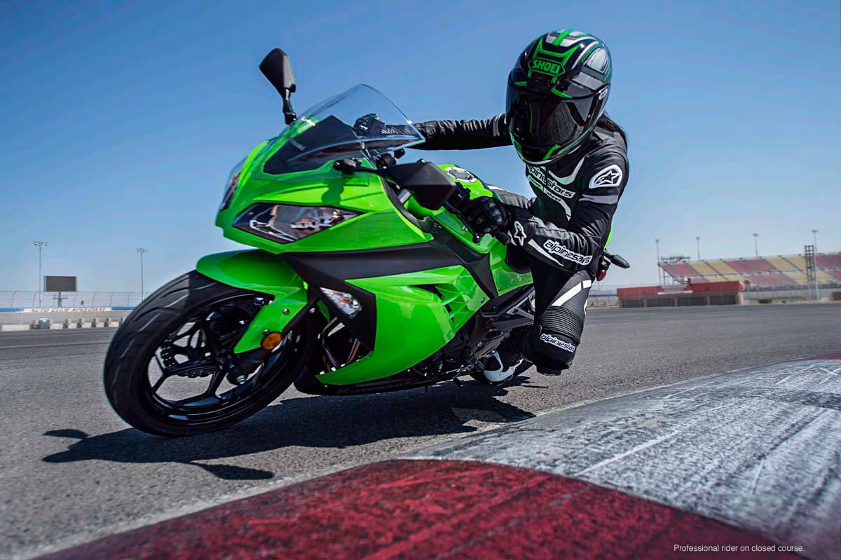 2015 Kawasaki Ninja® 300 ABS in Salinas, California