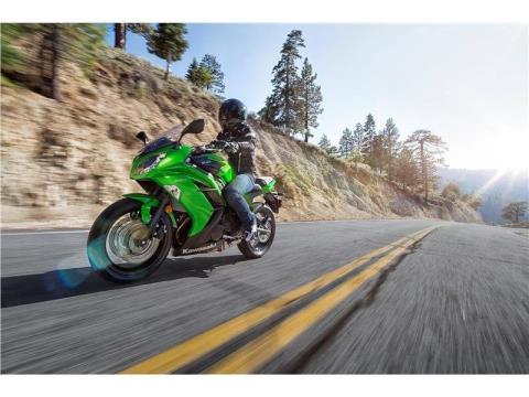 2015 Kawasaki Ninja® 650 ABS in Romney, West Virginia