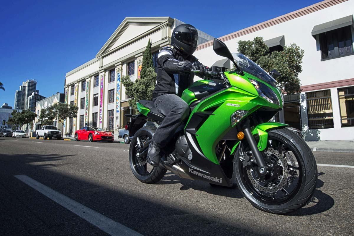 2015 Kawasaki Ninja® 650 ABS in Highland Springs, Virginia