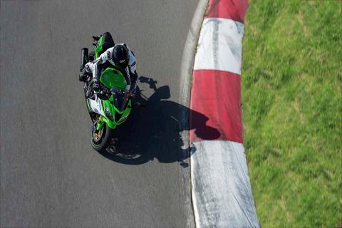 2015 Kawasaki Ninja® ZX™-6R 30th Anniversary in Mount Pleasant, Michigan