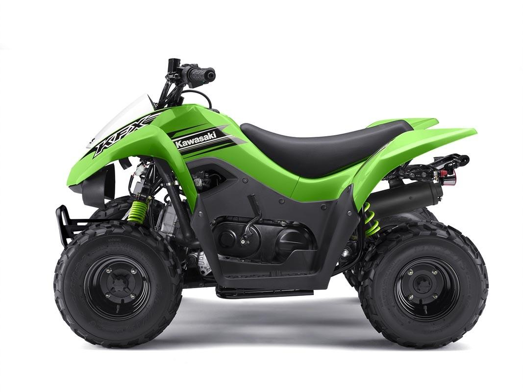 2016 Kawasaki KFX 50 in Bakersfield, California