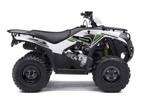 2016 Kawasaki Brute Force 300 in Yuba City, California