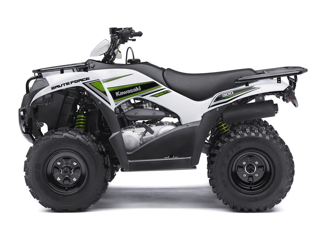 2016 Kawasaki Brute Force 300 in Highland, Illinois