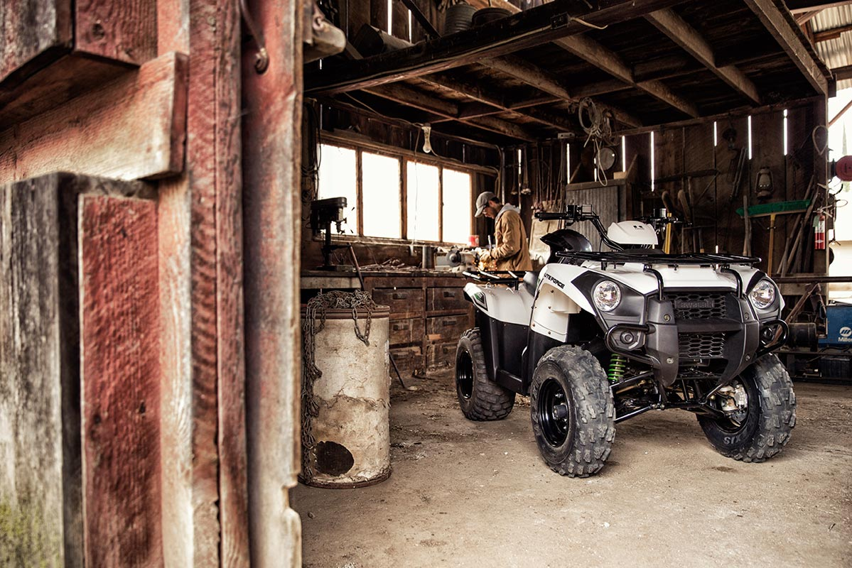 2016 Kawasaki Brute Force 300 in Fort Pierce, Florida