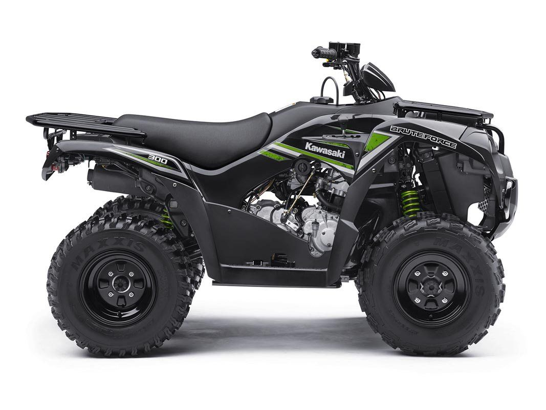2016 Kawasaki Brute Force 300 in New York, New York