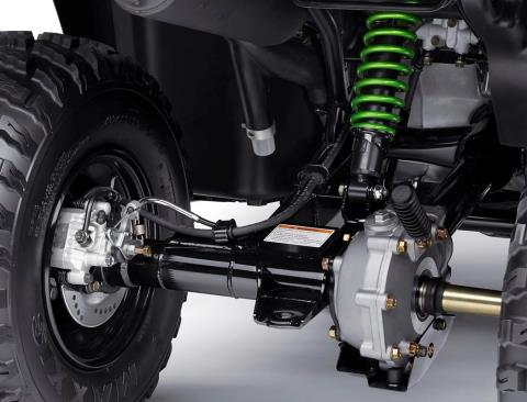 2016 Kawasaki Brute Force 300 in Hialeah, Florida