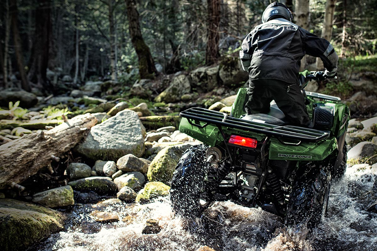 2016 Kawasaki Brute Force 750 4x4i in Bristol, Virginia
