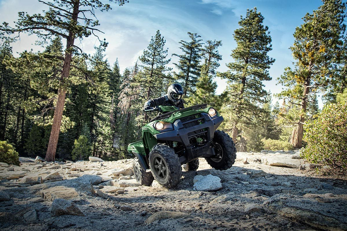 2016 Kawasaki Brute Force 750 4x4i in Unionville, Virginia