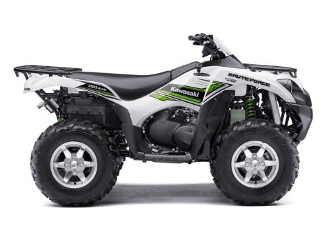 2016 Kawasaki Brute Force 750 4x4i EPS in Cheyenne, Wyoming