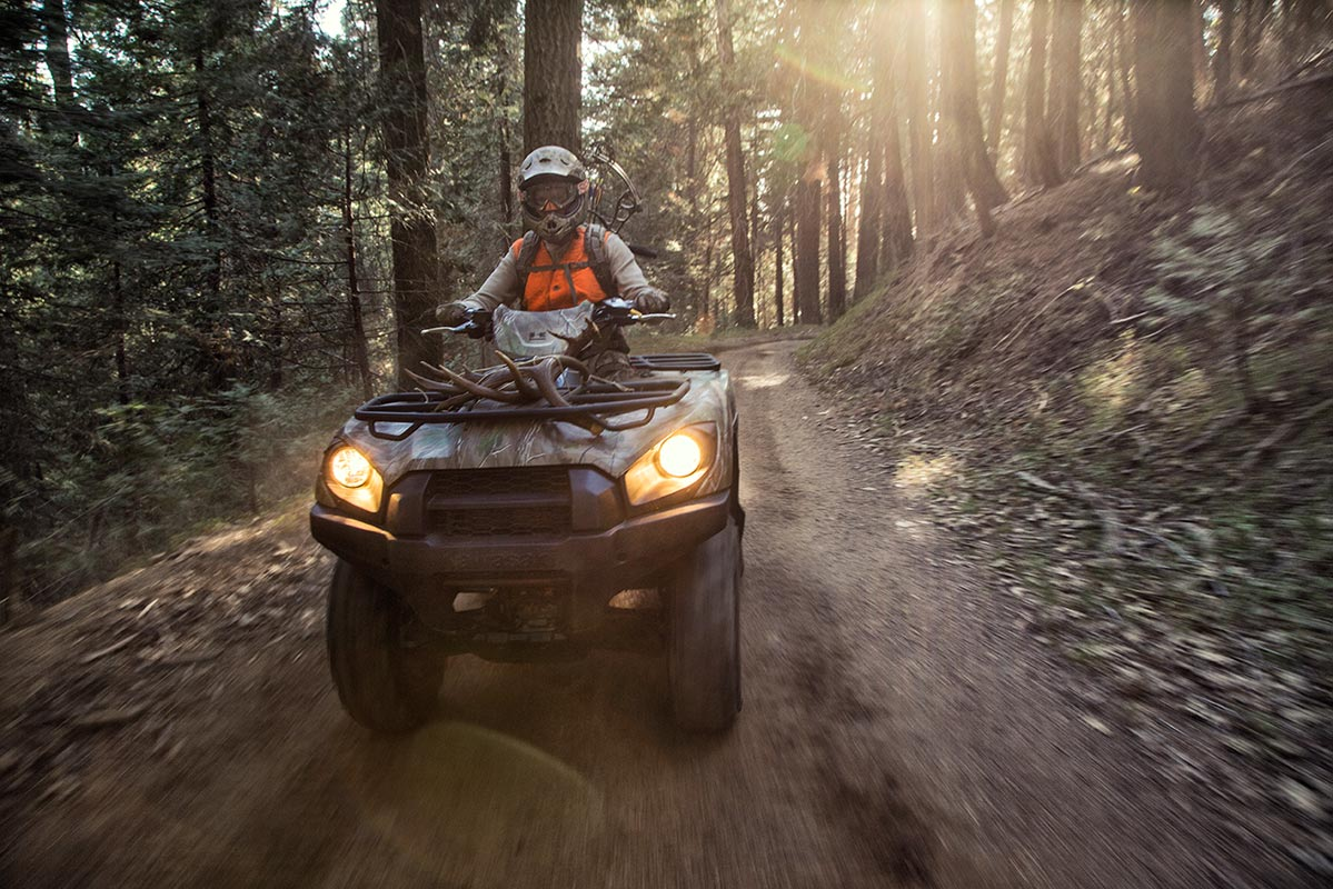 2016 Kawasaki Brute Force 750 4x4i EPS in Sacramento, California