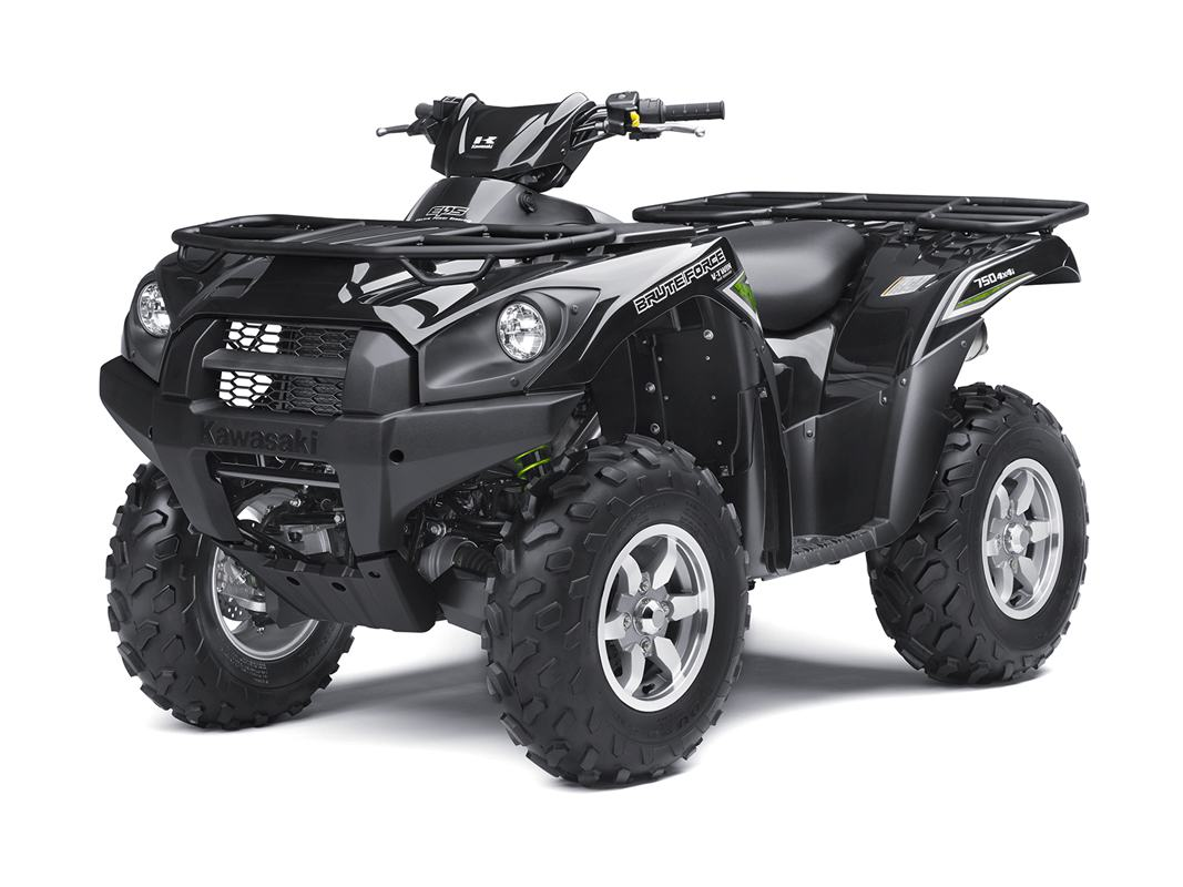 2016 Kawasaki Brute Force 750 4x4i EPS in Cookeville, Tennessee
