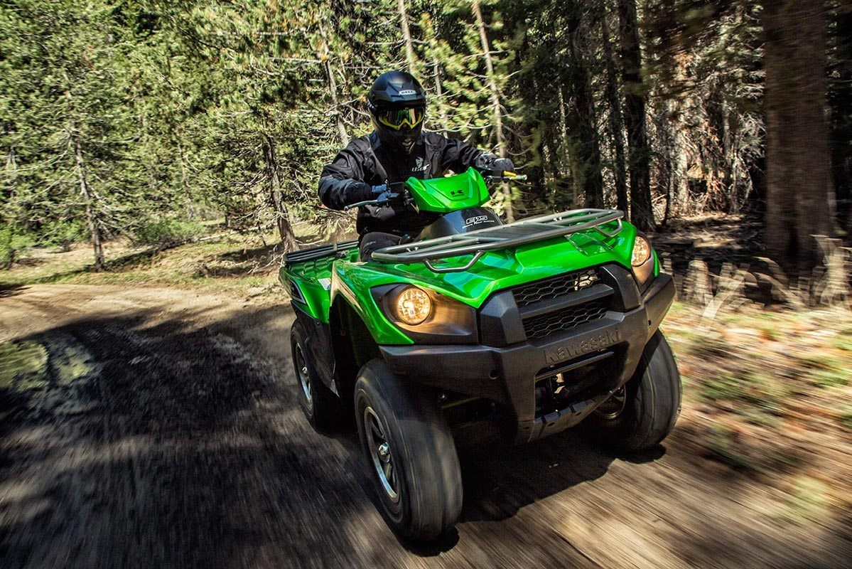 2016 Kawasaki Brute Force 750 4x4i EPS in Massillon, Ohio