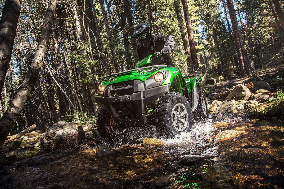 2016 Kawasaki Brute Force 750 4x4i EPS in Bakersfield, California